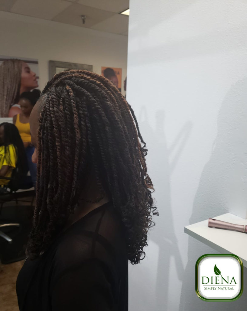 Kinki Twist - DSN Braiding