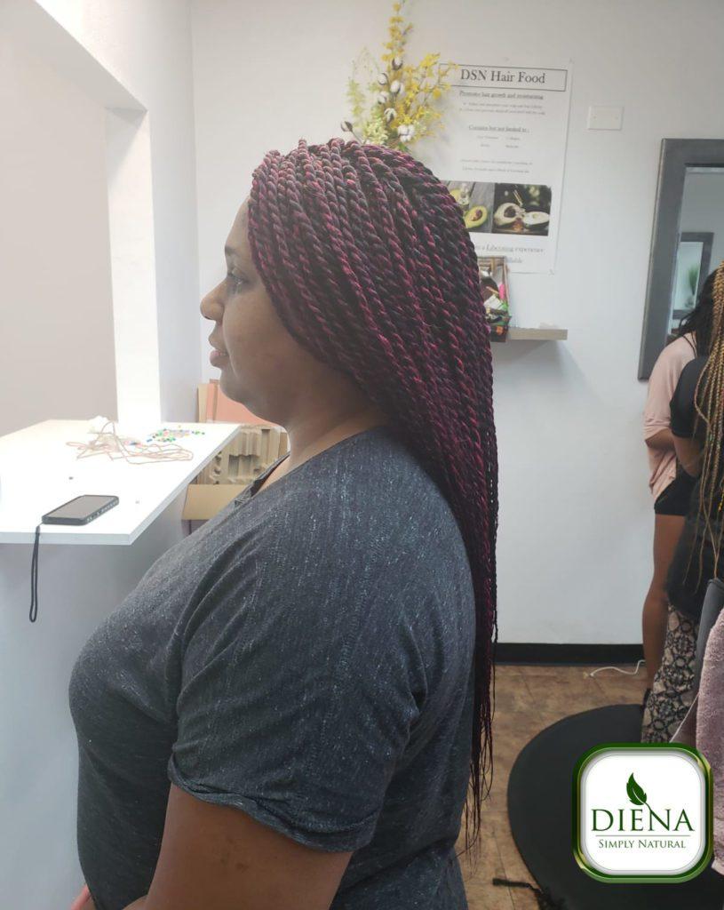 Senegalese Twist - DSN Braiding