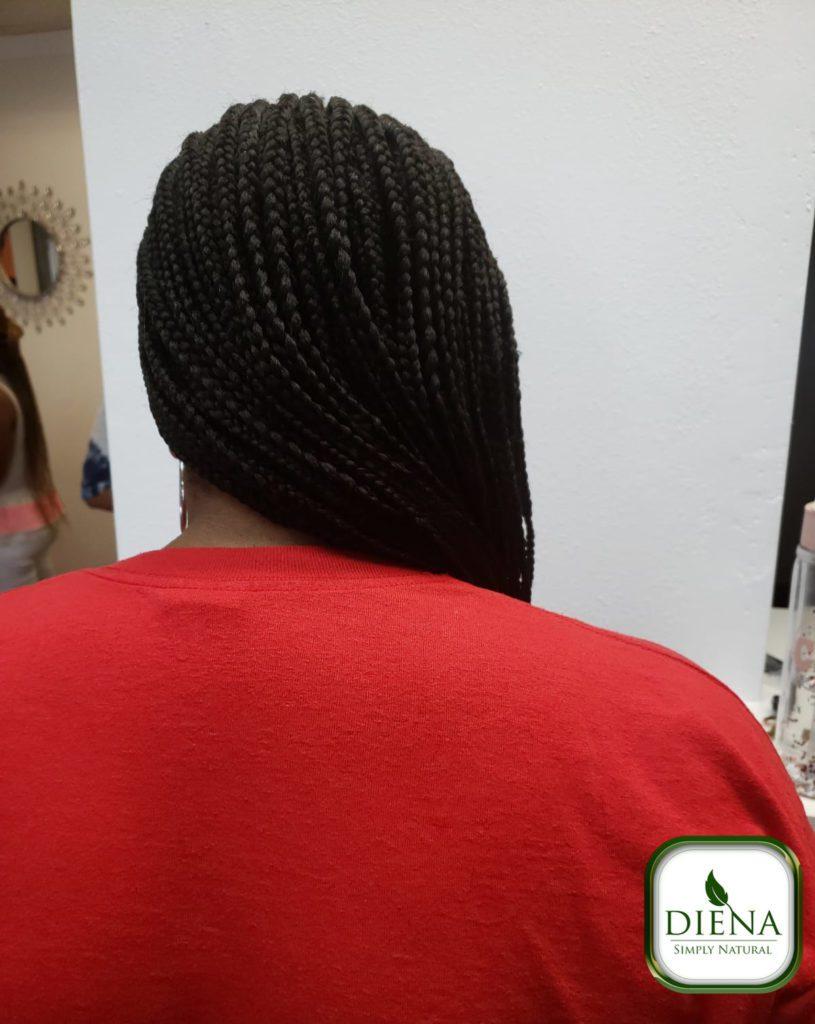 Tribal Braids - DSN Braiding